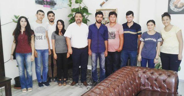 Genç Girişimciler Kulübü Eğitime Katkı Sunmaya Devam Ediyor