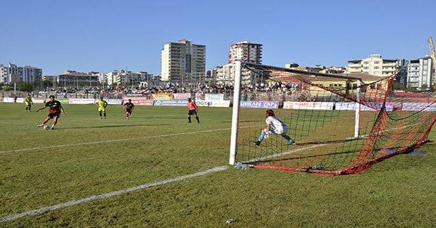 Siverek Belediyespor, 11 Nisan'ı 2-1 Yendi