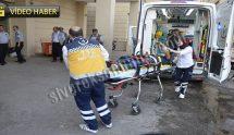 Minibüs şarampole devrildi: 5 yaralı