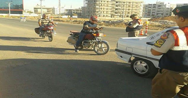 Durdurulan motosikletlerden 32'si çalıntı çıktı