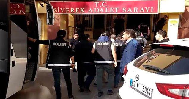 Tapu Müdürlüğüne yolsuzluk operasyonu: 10 tutuklama