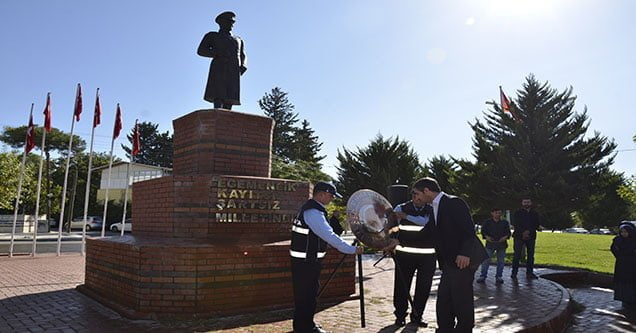 Siverek'te 19 Ekim Muhtarlar Günü kutlaması