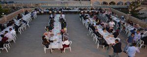 Siverek Sağlık-Sen, üyeleriyle yemekte buluştu