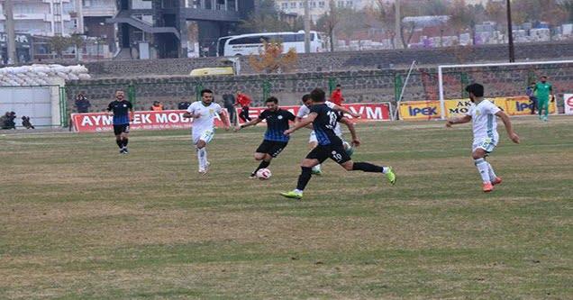 Karaköprü Belediyespor: 0 – Osmaniyespor: 0