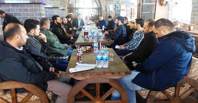 Siverek-Der'in yeni başkanı faaliyetleri anlattı