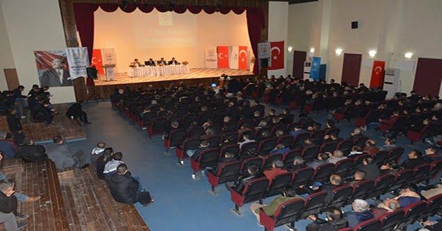 Siverek'te '28 Şubat Hafızamız' Paneli düzenlendi