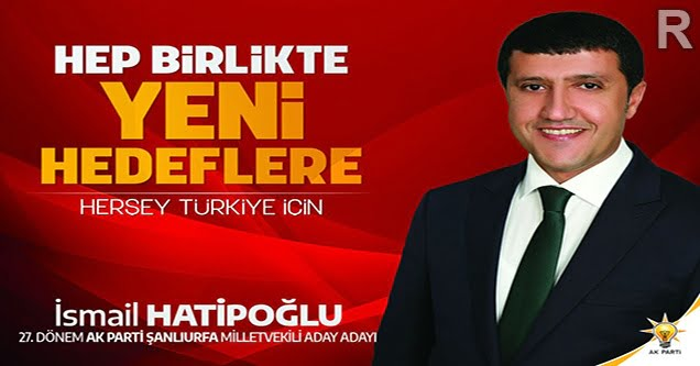 Hatipoğlu, AK Parti'den aday adayı oldu