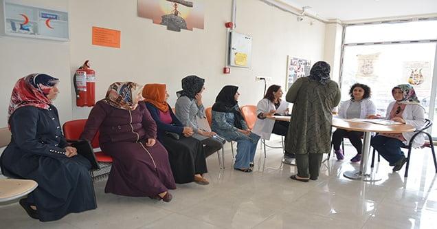 Kadınlara ücretsiz kanser taraması