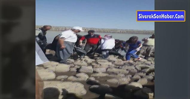 Kuzenler serinlemek için girdikleri gölette boğuldu