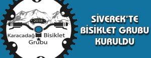 Siverek'te 'Karacadağ' bisiklet grubu kuruldu
