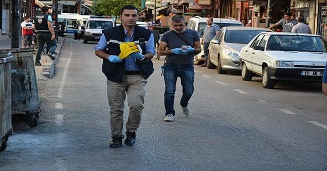 Siverek'te bıçaklı ve silahlı kavga: 1 yaralı