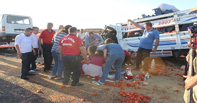 Siverek'te trafik kazası: 1 ölü
