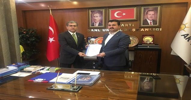 Mahmut Bahçivan AK Parti'den aday adayı oldu