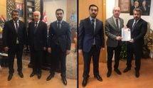Mehmet Fatih Bucak, MHP'den aday oldu