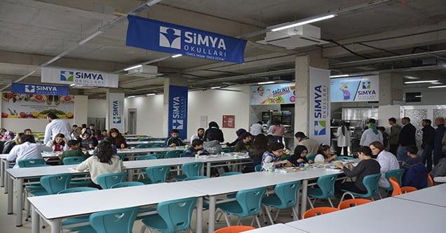 Simya Koleji basın mensuplarını ağırladı