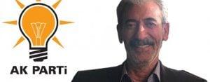 AK Parti Siverek'te Şeyhmus Aydın dedi
