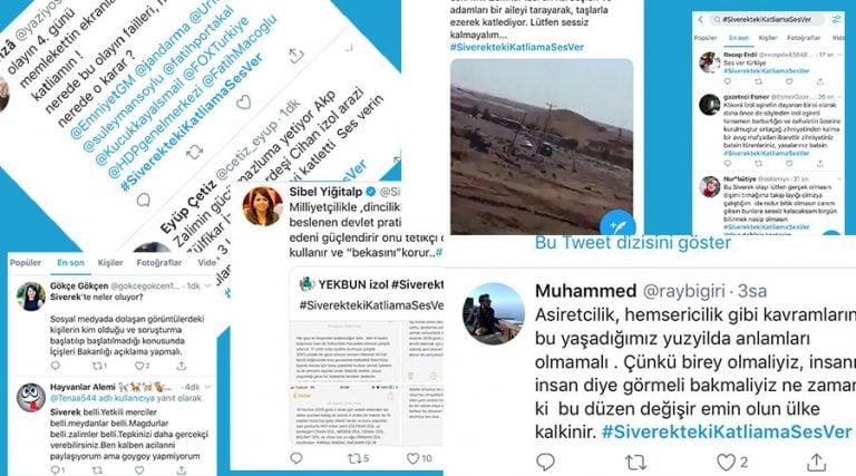 Silahlı kavga sosyal medyada gündem oldu