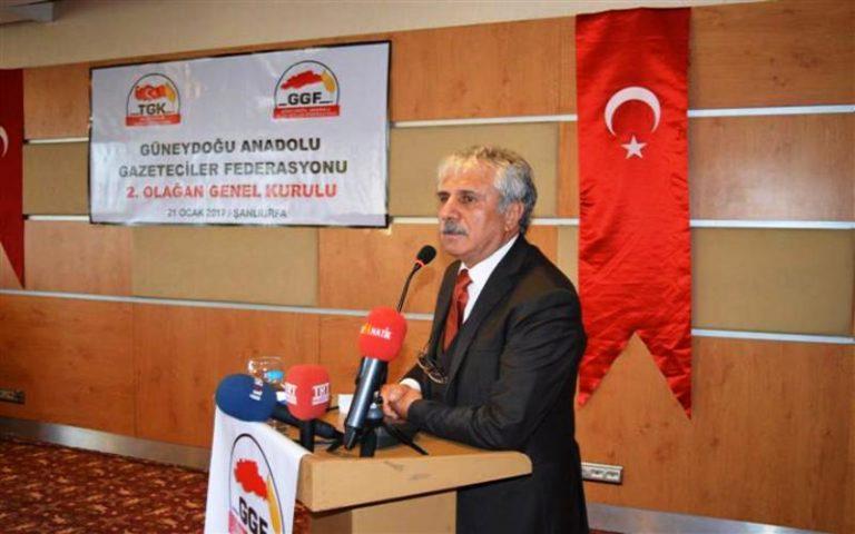 Güneydoğu Anadolu Gazeteciler Federasyonu saldırıyı kınadı!