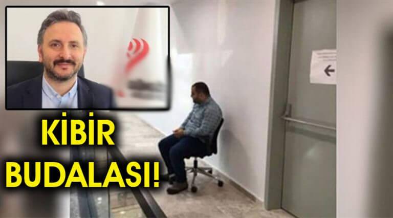 Şoföre 'tuvalet önünde oturma' cezası veren belediye başkan yardımcısı görevden alındı