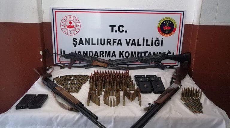 Silah kaçakçılığı operasyonunda 5 şüpheli yakalandı