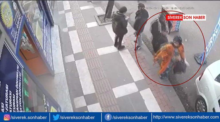 Hırsızlar bu sefer kadın! Çaldıklarıysa bir torba tütün!