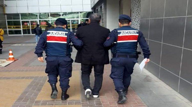 Cezaevi firarisi yol kontrolünde yakalandı