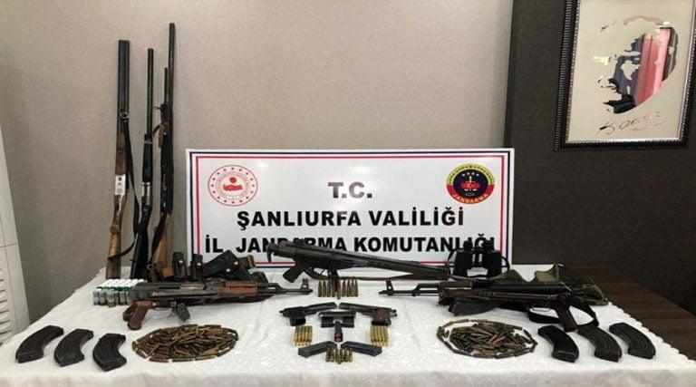 Silah kaçakçılarına operasyon: 3 gözaltı