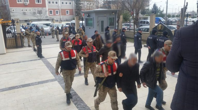 Terör operasyonlarında 51 kişi gözaltına alındı