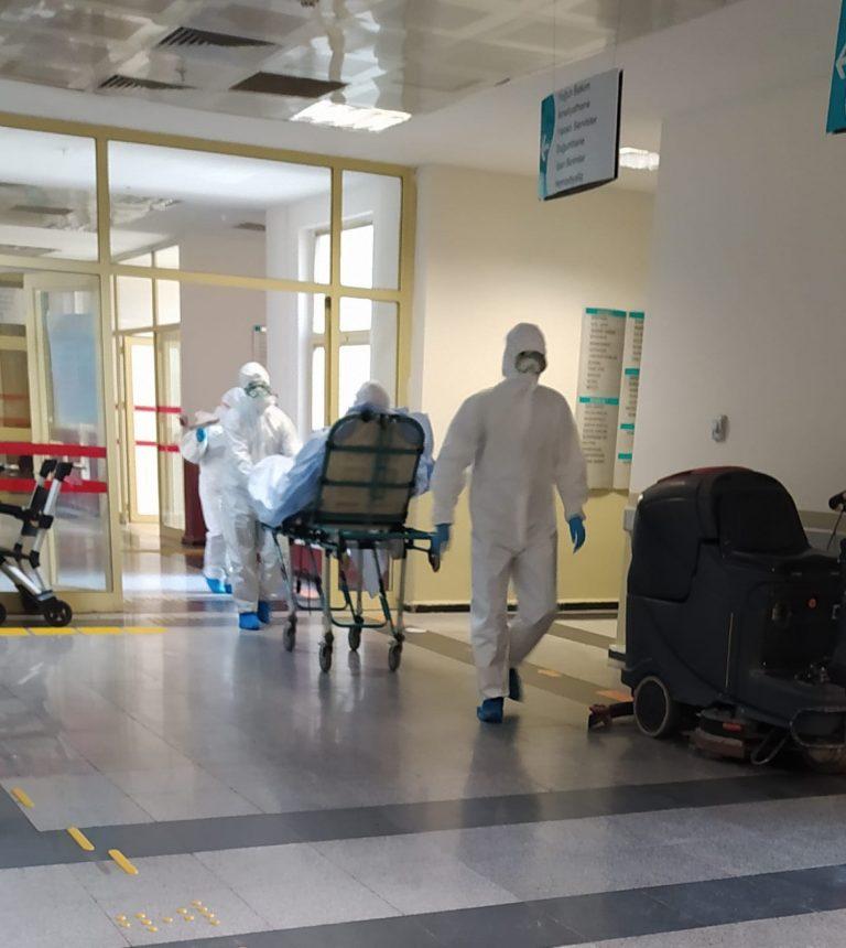 Siverek'te Koronavirüs iddiası