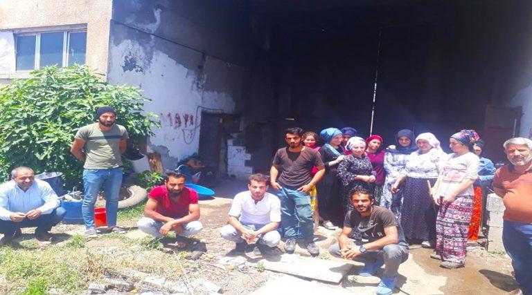 Siverekli işçiler Kıbrıs'ta mahsur kaldı!