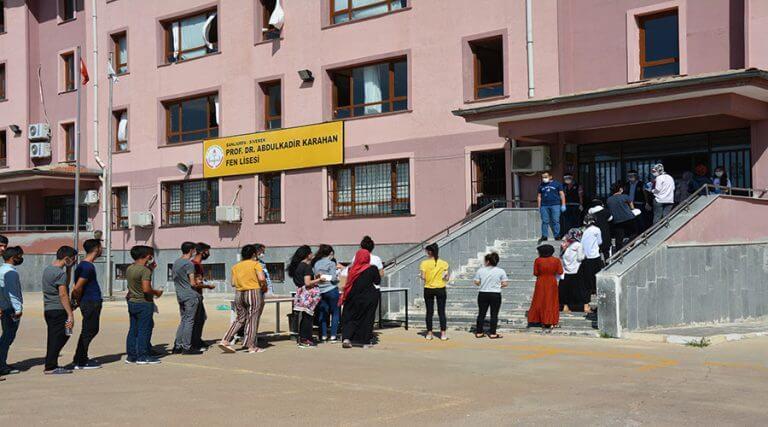 Yükseköğretim Kurumları Sınavı tamamlandı