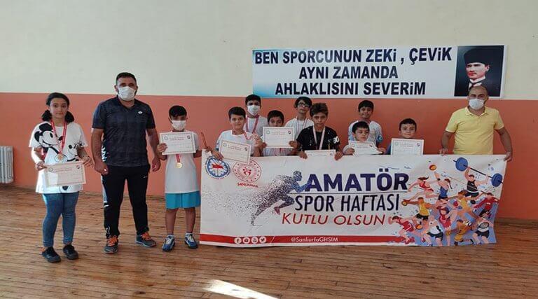 Amatör Spor Haftası çeşitli etkinliklerle kutlanıyor
