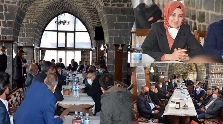 Başkan Ayşe Çakmak, muhtarlarla istişare toplantılarını tamamladı