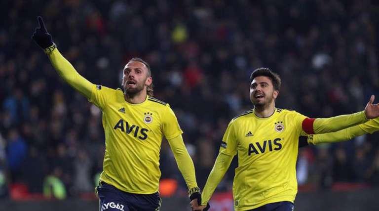 Fenerbahçe'de yılın takası! Ozan Tufan-Vedat Muriç…